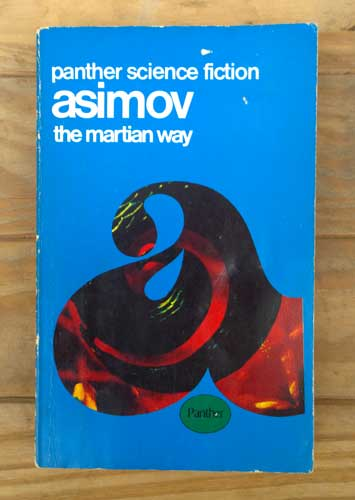 The Martian Way Bookcover